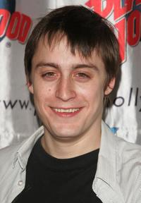 Kieran Culkin at the after party for the opening night for