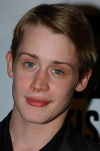 Macaulay Culkin at the