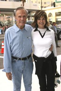 Robert Culp and Samantha Faulkner at the premiere of