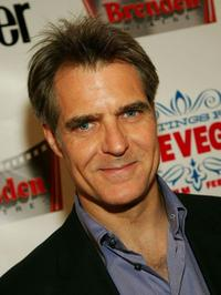 Henry Czerny at the world premiere of