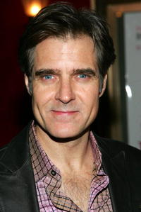 Henry Czerny at the New York premiere of