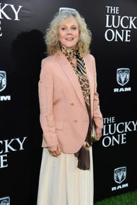 Blythe Danner at the California premiere of