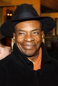 Keith David at the opening of