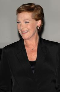 Julie Andrews at the afi's 40th Anniversary celebration.