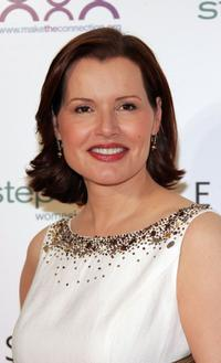 Geena Davis at the Step Up Women's Network 3rd Annual Inspiration Awards.