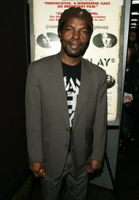 Isaach De Bankole at the IFC Films screening of