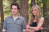 Paul Rudd and Jennifer Aniston in