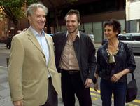 Francesca Annis, Ralph Fiennes and Kevin Kline at the UK Charity Premiere of her documentary