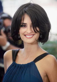 "Penelope Cruz at a photo call for ""Chromophobia"" in Cannes, France."