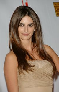 Penelope Cruz at the 12th Annual Critics' Choice Awards.