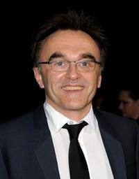 Danny Boyle at the premiere of