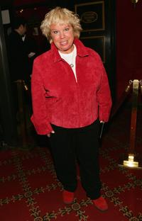 Denny Dillon at the premiere of