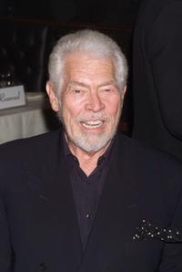 James Coburn at the Showtime Annual Programming Preview Luncheon.