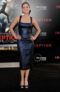 Marion Cotillard at the California premiere of