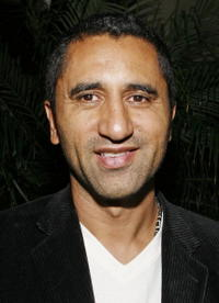 Cliff Curtis at the after party for the N.Y. premiere of
