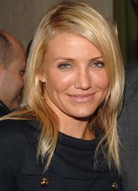 Cameron Diaz at the party for Robin Bell at STK.