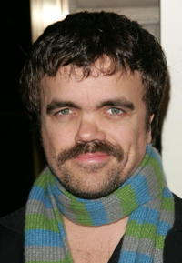 Peter Dinklage at the NY Academy Awards celebration for director Sidney Lumet's honorary Academy Award.
