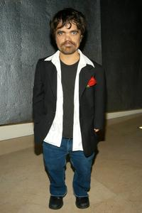 Peter Dinklage at the special screening of