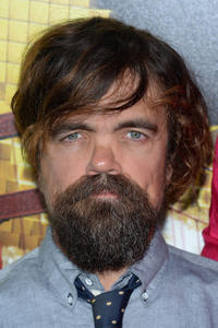 Peter Dinklage at the New York premiere of