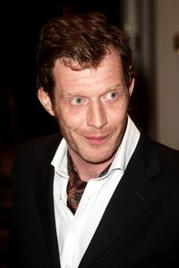 Jason Flemyng at the drinks reception prior to the Sony Ericsson Empire Awards 2008.
