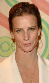 Rachel Griffiths at the HBO's Post Golden Globe Party.