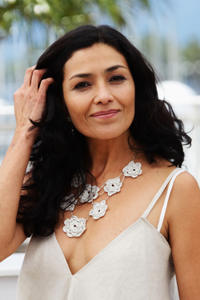 Dolores Heredia at the photocall of