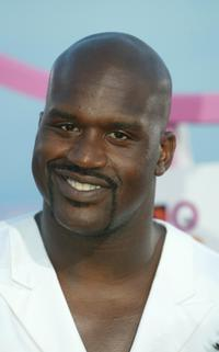 Shaquille O'Neal at the 2004 MTV Video Music Awards.