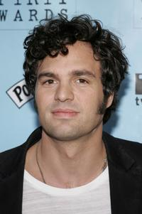 Mark Ruffalo at the 2006 Film Independent Spirit Awards.