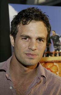 Mark Ruffalo at the opening night of the 2004 LA Film Festival premiere of