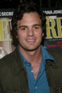 Mark Ruffalo at the Premiere Magazine party during the 2003 Toronto International Film Festival.