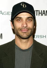 Johnathon Schaech at the Gersh Agency and Gotham Magazine party to celebrate the New York upfronts.