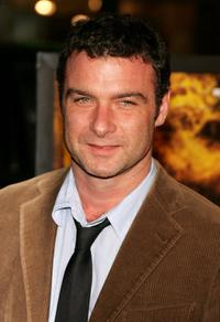Liev Schreiber at the AFI FEST 2006 for the premiere of