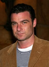 Liev Schreiber at the Imitation of Christ Spring 2006 Fashion Show.