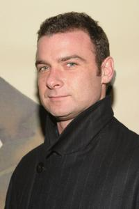 Liev Schreiber at the 20th Anniversary of Indochine.