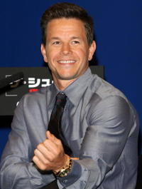 Mark Wahlberg at a Tokyo press conference for