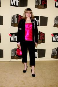 Mae Whitman at the VH1 - Big in '04.