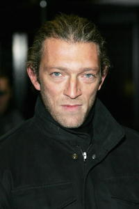 Vincent Cassel at the premiere of