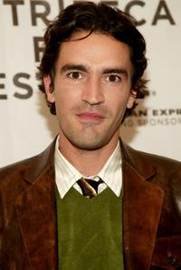 Ben Chaplin at the Gala Premiere of