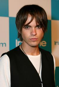 Thomas Dekker at the 7th Annual InStyle Magazine summer soiree.