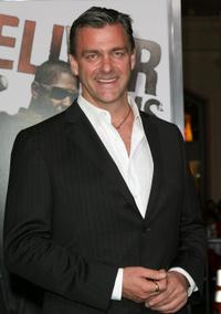 Ray Stevenson at the California premiere of