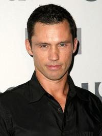 Jeffrey Donovan at the USA Network Upfront.