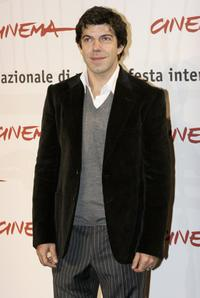 Pierfrancesco Favino at the photocall to promote