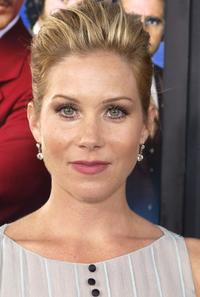 Christina Applegate at the premiere of