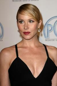 Christina Applegate at the 19th annual Producers Guild Awards.