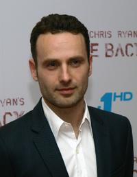 Andrew Lincoln at the world premiere of