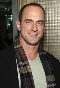 Christopher Meloni at the special screening of