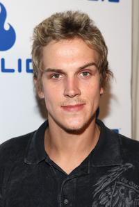 Jason Mewes at the Helio launch summer party of