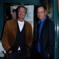 Bryan Brown and Jeremy Northam at the 2008 Toronto International Film Festival.