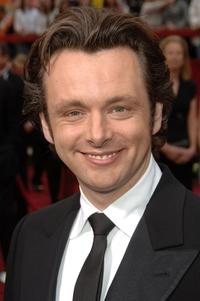 Michael Sheen at the 79th Annual Academy Awards.