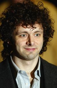 Michael Sheen at the Sony Ericsson Empire Film Awards.